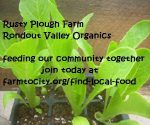 Rusty Plough Farm and Rondout Valley Organics