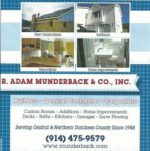 R. Adam Munderback and Co., Inc. Builders